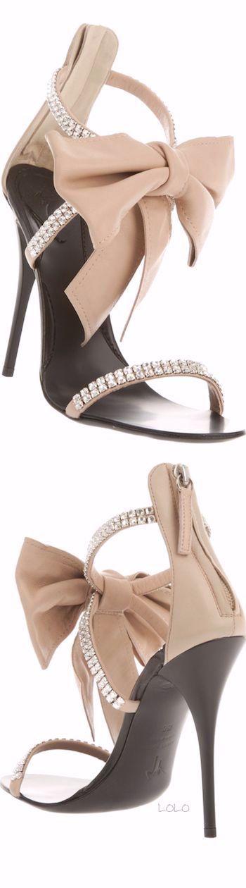 GIUSEPPE ZANOTTI DESIGN Embellished Sandal | LOLO❤