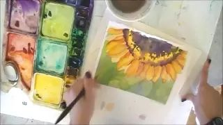 6 Ways to Improve Your Watercolor Paintings: What NOT to do - YouTube