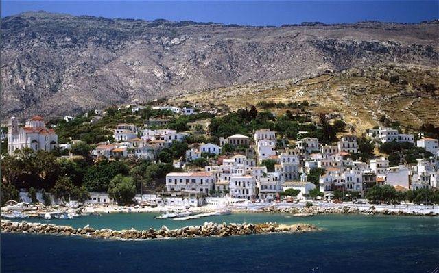 Ikaria, Greece 2012