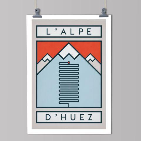 The Routes: L'Alpe d'Huez