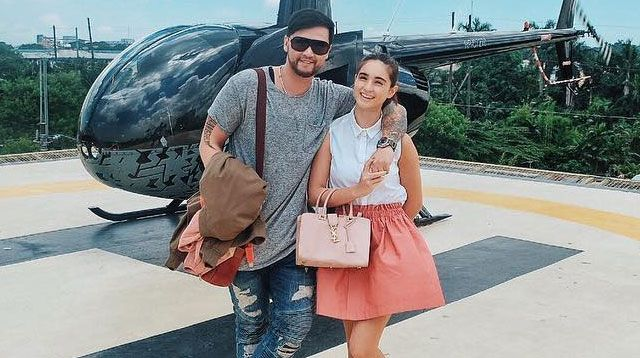 Billy Crawford Surprised Coleen Garcia With A Helicopter Ride On Their Second Anniv!