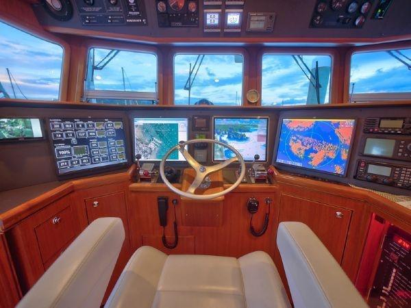 Nordhavn 47 eden helm passagemaking boats pinterest for Motor boat rental san francisco