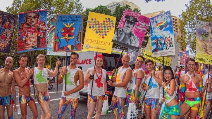 Sydney Mardi Gras, Lesbian and Gay Pride