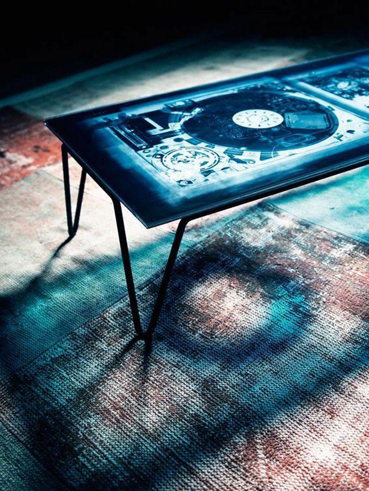 Menegatti Lab #Moroso #tavolino X-Radio