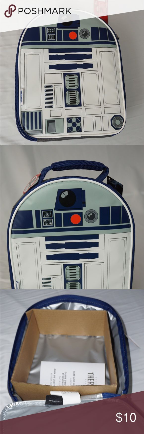 STARWARS R2D2 Lunch Box Brand new totally cute! Other