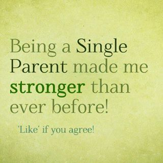 the struggles of raising children as a single parent I first became a single parent when my three girls were eight months, three, and   has ended, and i'm again readjusting to single parenting life  and many of  them offer help in areas i struggle with – like lugging sofas inside.