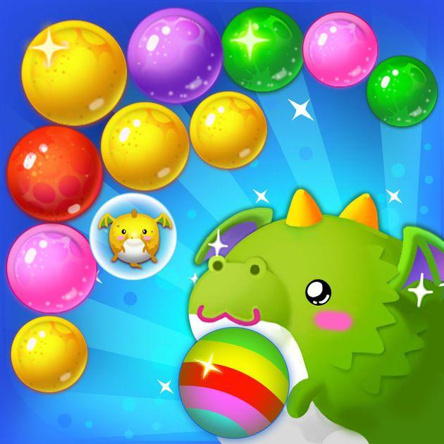 #NEW #iOS #APP Bubble Splash - Bubble Shooter Game! - Juan Wang