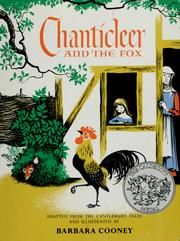 Cover of: Chanticleer and the fox by Geoffrey Chaucer