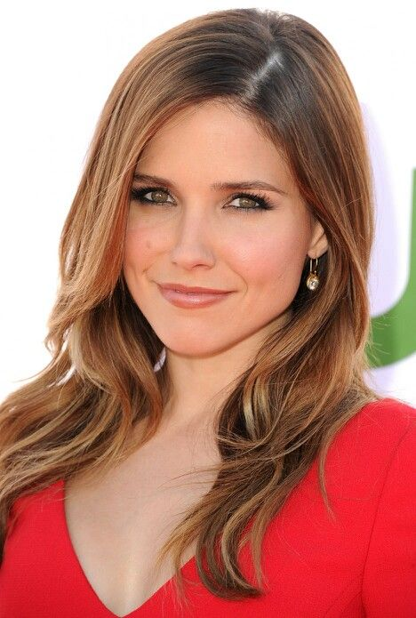 Sophia Bush. Love her and her hair- post wedding color?