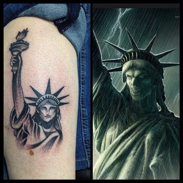 La Libertad Tattoos