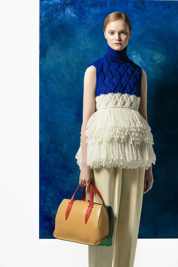 Delpozo floral motif jumper Shopping Online Ct4W7c