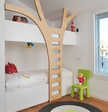 bunk bed  DESIGN  Pinterest  Bunk Bed and Beds