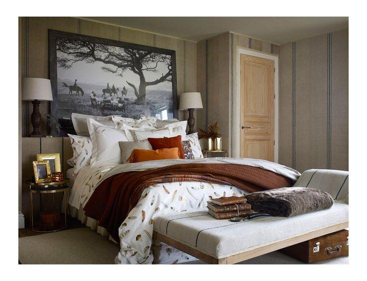 Zara home- bed