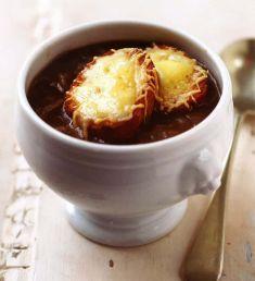 Zuppa di cipolle francese - Tutte le ricette dalla A alla Z - Cucina Naturale - Ricette, Menu, Diete