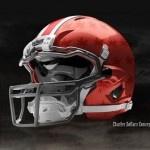 Big Ten Nike Pro Combat Helmet Concepts
