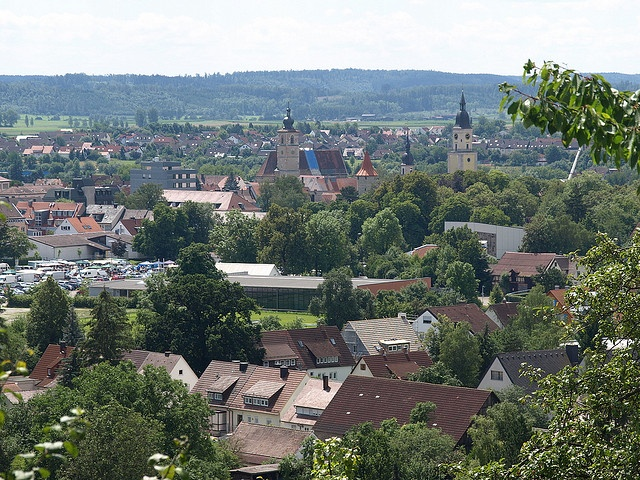 Crailsheim Germany, I was born here
