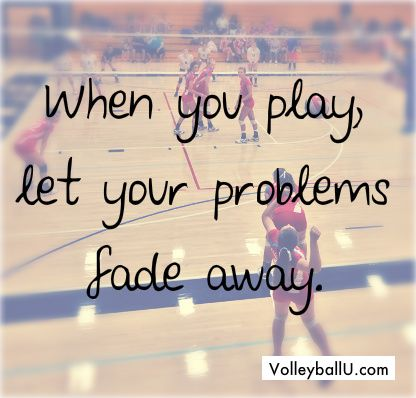 Yes!!!❤️ I know this is volleyball....but this exactly describes how I feel about basketball!!