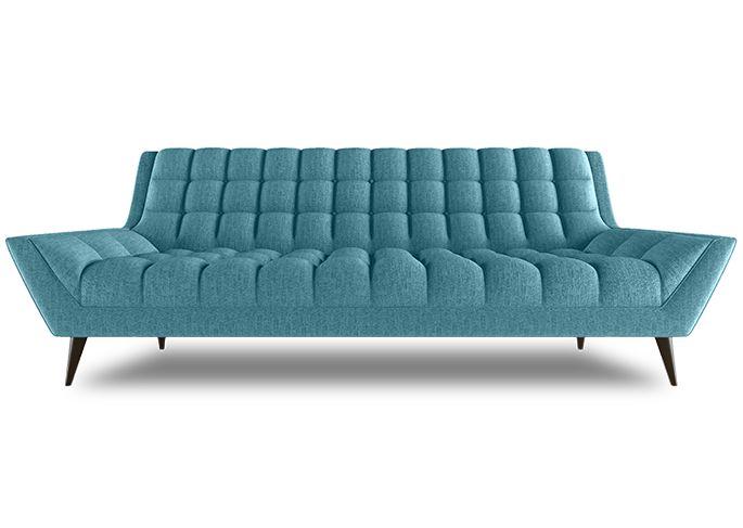 Cleveland Sofa Thrive Furniture Mid, Vintage Modern Furniture Cleveland