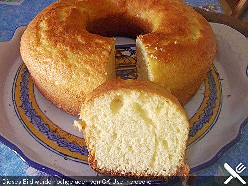 Der schnellste Kuchen der Welt