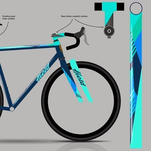 The 18 best Bicycle Paint Scheme images on Pinterest | Bicycle ...