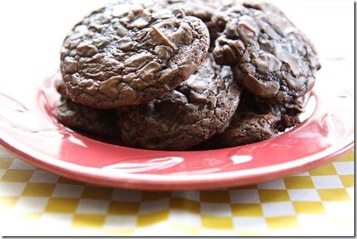 Box Brownie Chocolate Chip Cookie Recipe