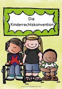 UNO Kinderrechtskonvention - für Kinder erklärt