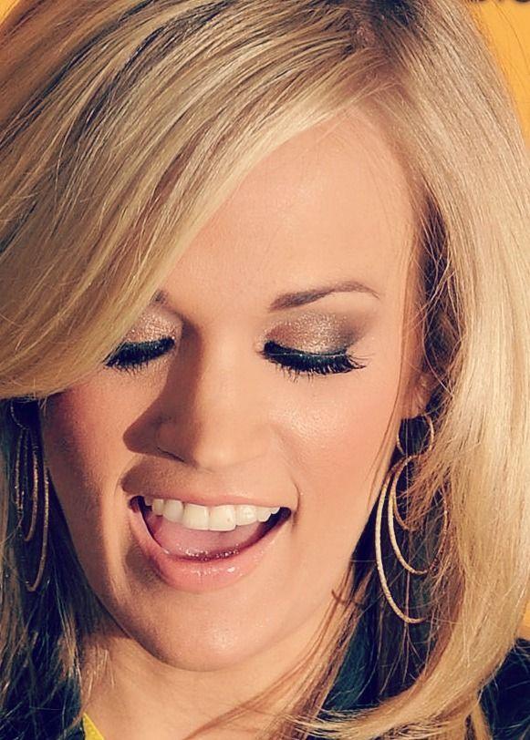 Carrie Underwood Makeup carrie underwood | Tum...