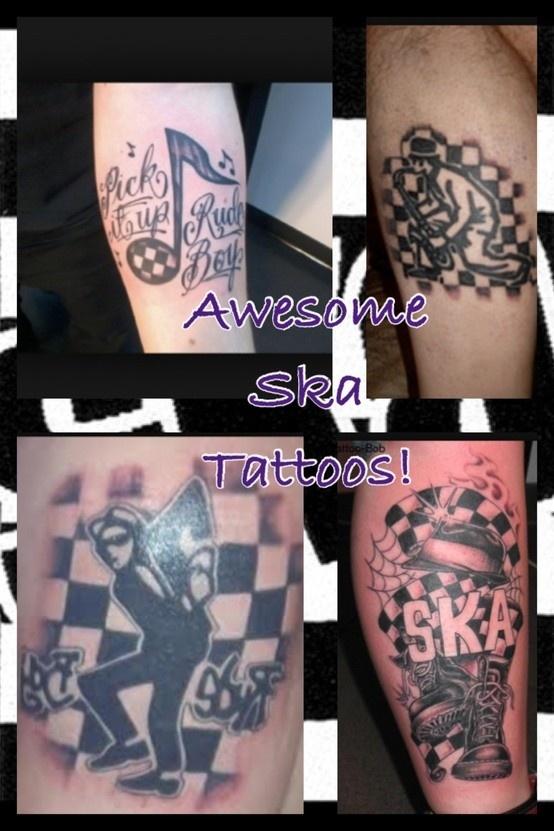 Ska Tattoo