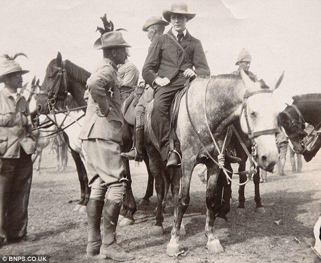 Churchill's escape from a Boer War prison camp