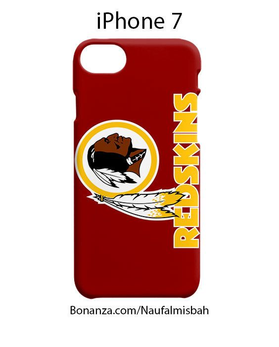 Washington Redskins Inspired iPhone 7 Case Cover Wrap Around