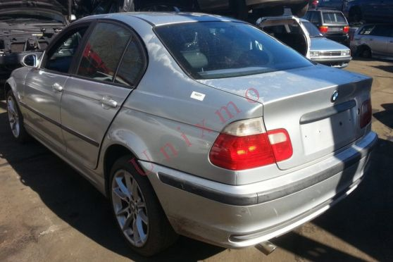 We are Wrecking BMW 318i  1998-2005 Engine No: UNKNOWN  Chassis: WBAAN92060NF30290  Year: 2000