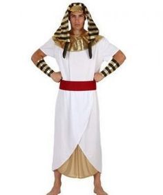 How To Design A Homemade Egyptian Costume - 7 steps
