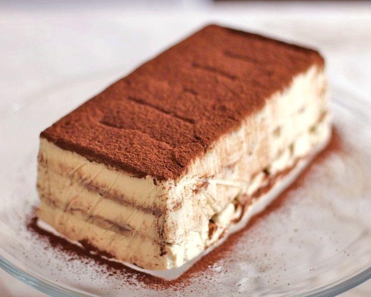 Tiramisu ~ no bake, sugar free, high protein, gluten free