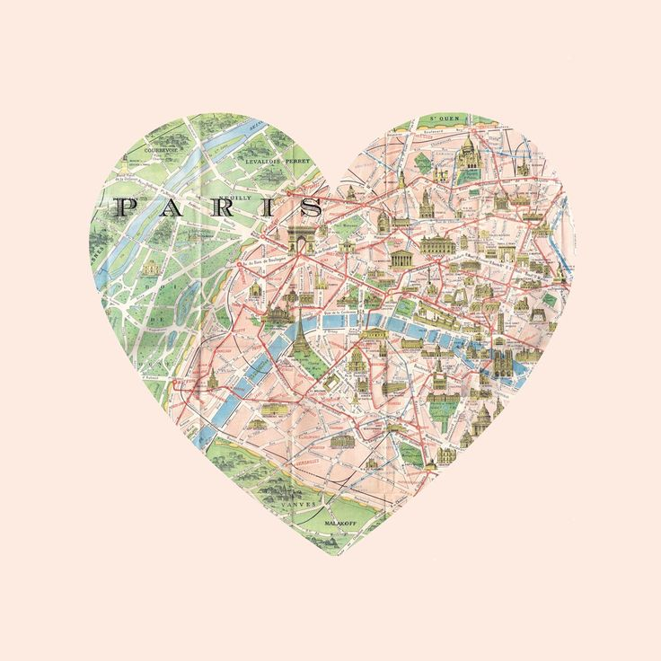 I'll meet you in paris romantic quote poster wall art decor - Office and Home decor illustration - Paris old map heart vintage print. #art #print #vintageprint #heart #paris #love #loveparis #loveprint #oldmap #vintageparis #vintagemap #etsy #wallart #homedecor #walldecor
