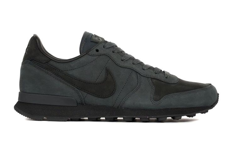Nike Internationalists LX Anthracit Sneakers