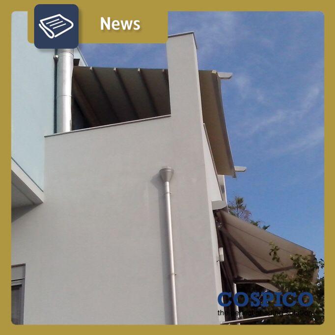 Ανοιγόμενη Πέργκολα προσφέρει προστασία απο ήλιο ☀️ και βροχή ☔️. #iteleialisikalipsis  http://bit.ly/1fTjORe