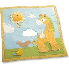 Gund Hopscotch Learn and Grow Activity Playmat