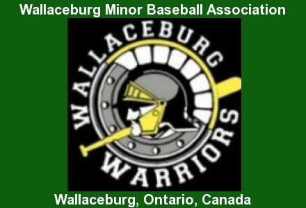 Wallaceburg Warriors Logo