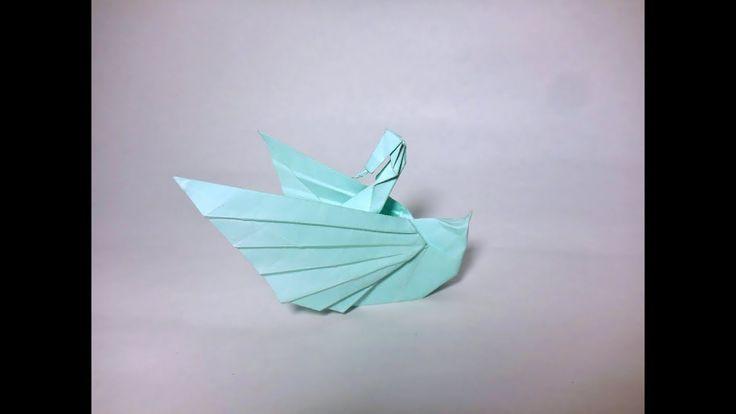 Best 25+ Origami swan ideas on Pinterest   Simple origami ... - photo#43