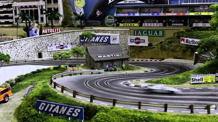 The most expensive track in the world Slot cars, Slot