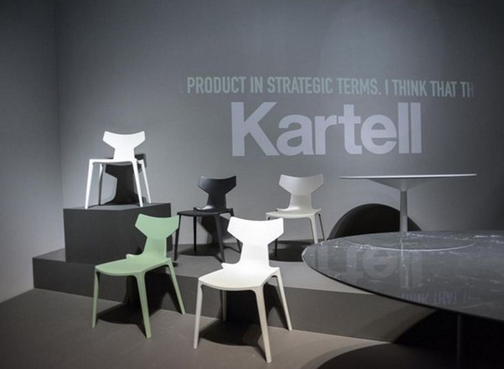 The 55th edition of Salone Internazionale del mobile begins_Kartell