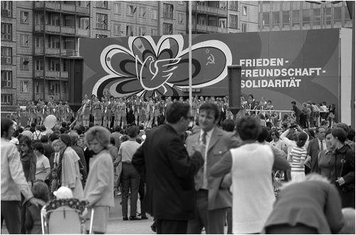 Mitte Berlin 1960 S Ddr Und Berlin