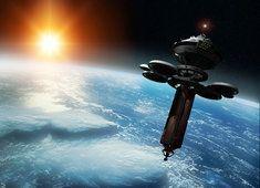 Tapeta Kosmiczne Statki kosmiczne