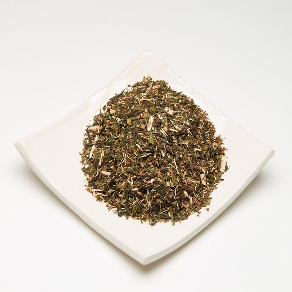 Loose Leaf Vanilla Mint Sencha Premium Green Tea by Satya Tea - Liquid Wisdom from only $5