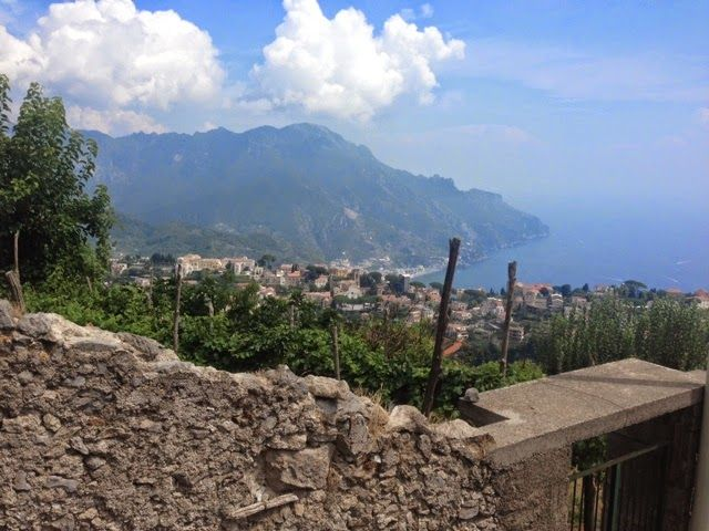 HIKE, BIKE, SLOW FOOD ITALY: Most Amazing Walks on the Amalfi Coast
