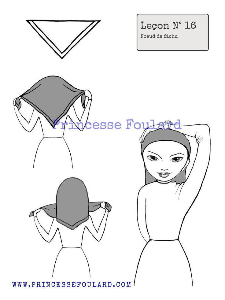 248 Best Nouer Foulard Dans Les Cheveux Images On