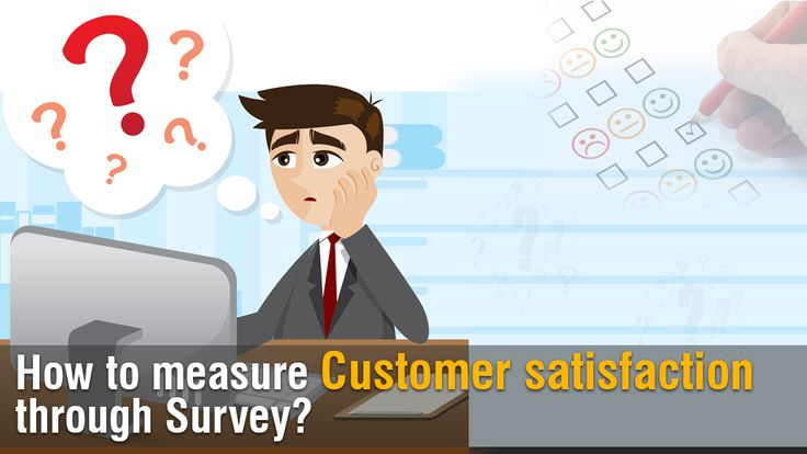 A customer satisfaction survey enables companies to measure satisfaction, find unsatisfied customers and identify potential customers.