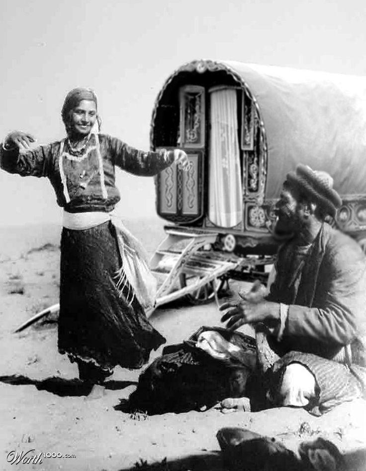 Gypsy Wagon - Worth1000 Contests