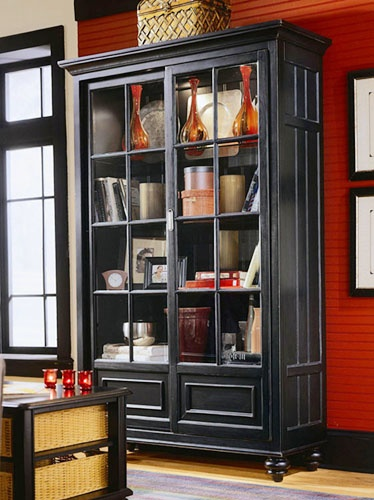Superior Use A China Cabinet For Other Stuff