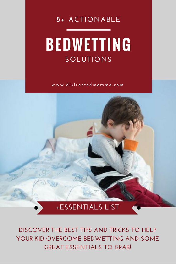 Time to uncover the best bedwetting solutions for kids and teens!